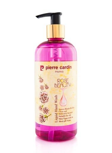 Pierre Cardin Gül Özlü E Vitaminli Nemlendirici Sıvı El Sabunu - 400 ML Renksiz